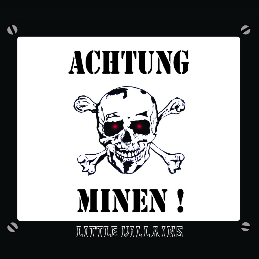 Achtung Minen by Little Villains